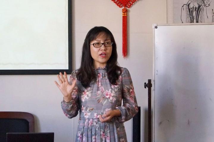 Преподаватели китайского языка повысили квалификацию