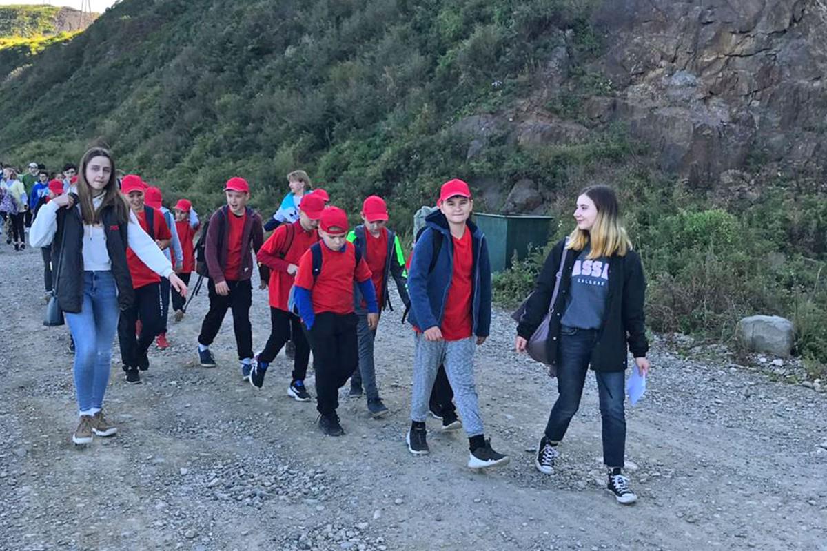 Слёт «Лицейские костры 2019» привлёк ребят из других школ города