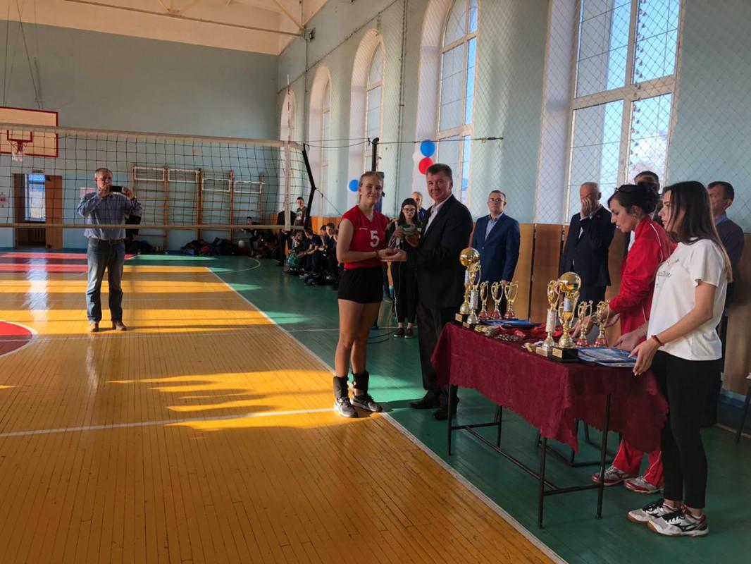 Завершился турнир по волейболу «Приморская осень –2019»