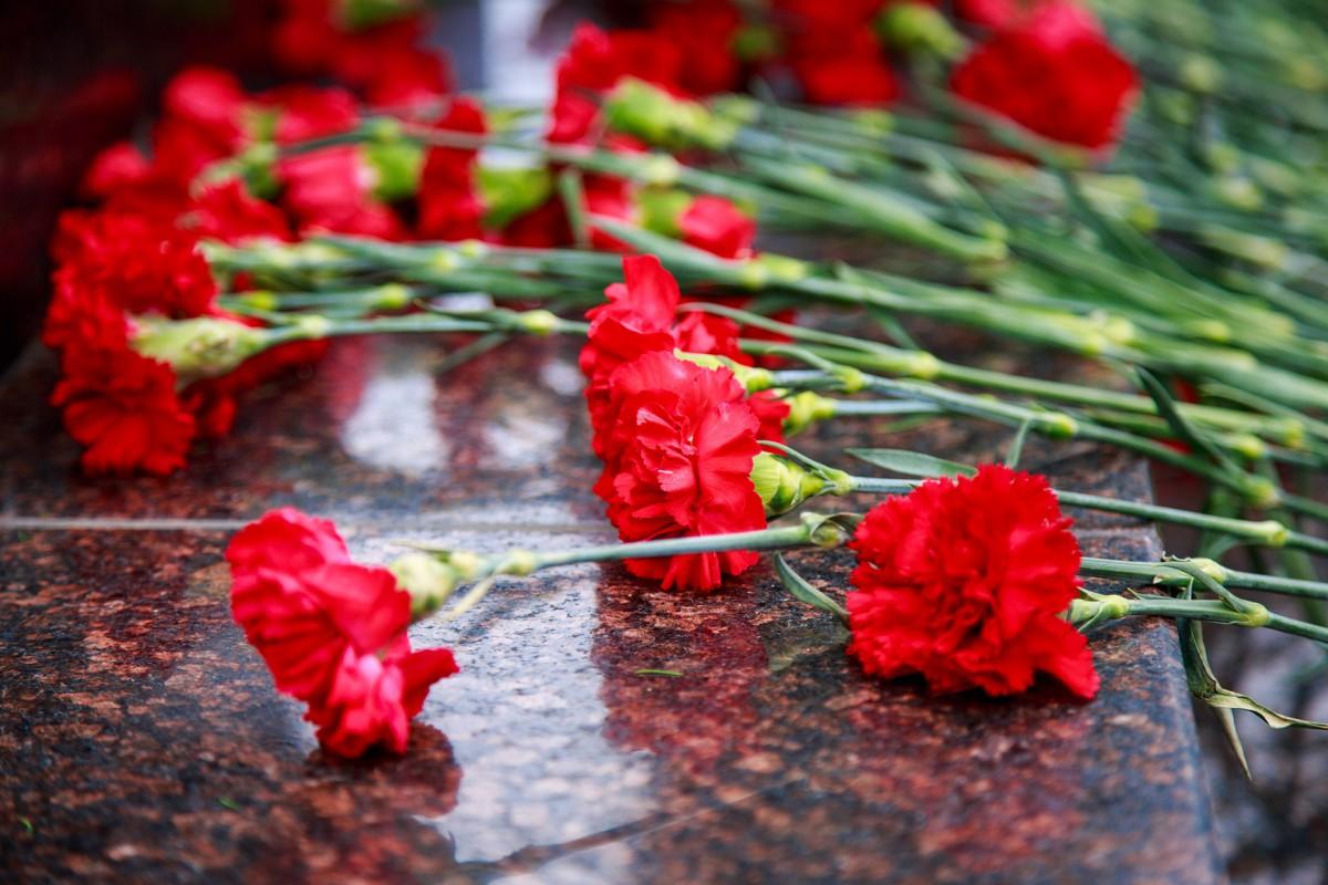 Возложение венков в День неизвестного солдата