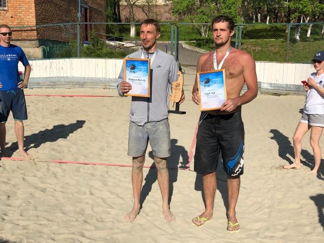 Победный май для волейболистов