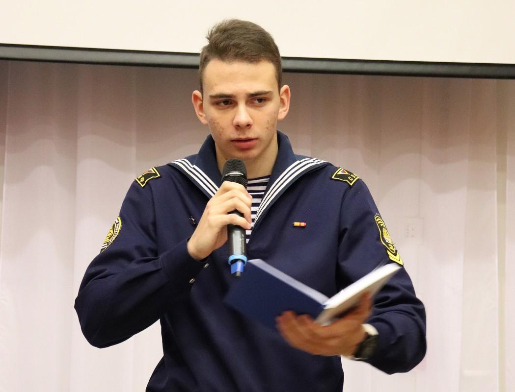 Наш курсант вошёл в состав Молодежного совета РПСМ