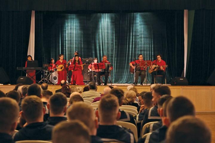 Оркестр «Антарес» стал победителем в фестивале-конкурсе «Залог успеха»