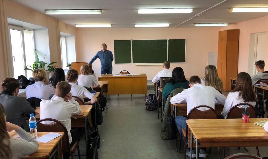 Мастер-класс для будущих специалистов по персоналу