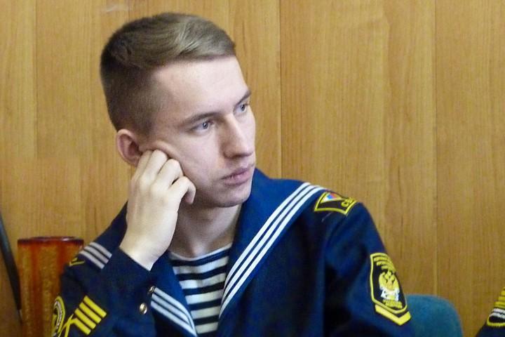 «Галс» в гостях у ветеранов ДВМП