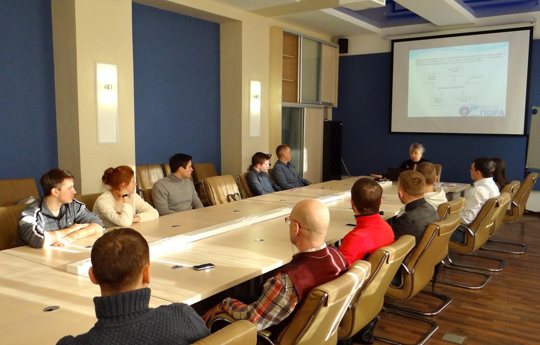 Круглый стол: «Современные информационные технологии, обеспечивающие управление транспортно-логистическим комплексом в Арктике»