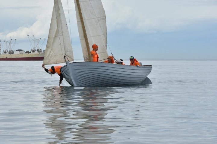 На акватории Амурского залива – парусные гонки 63-й гребно-парусной регаты