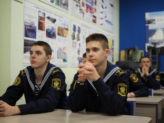 Лекция по военной истории была посвящена битве под Москвой