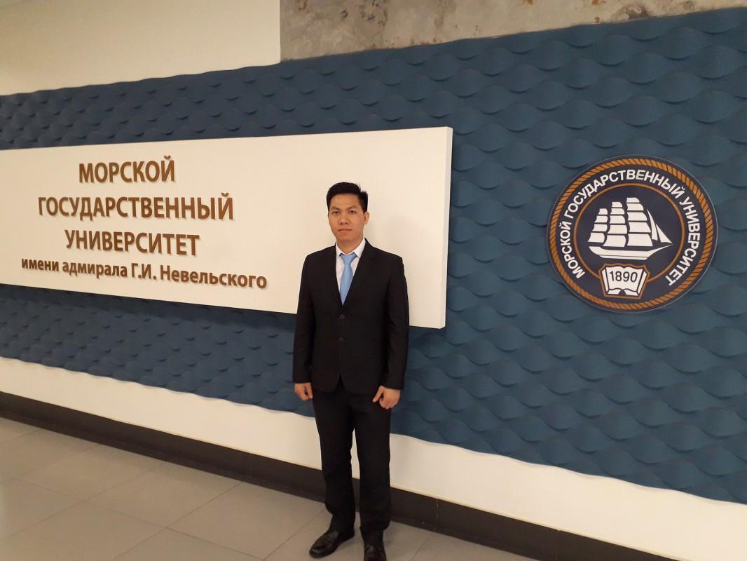 Triangle of Russian-Vietnamese friendship: Astrakhan-Vladivostok-Haiphong