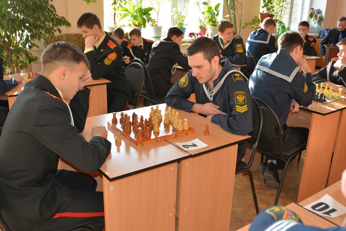 Товарищеский матч по шахматам
