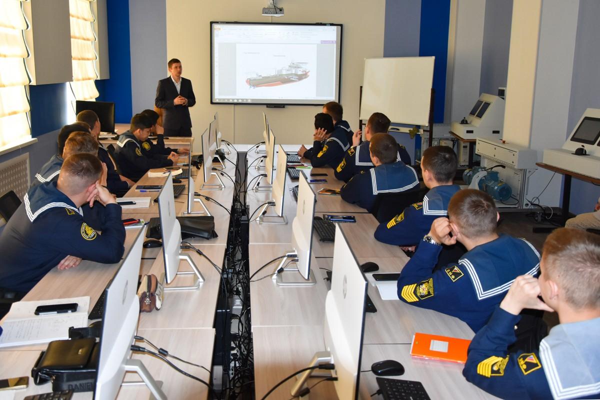 Лекция на английском языке понравилась будущим электромеханикам