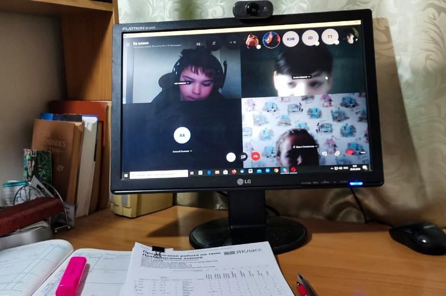 Лицеисты сдали экзамен по русскому языку