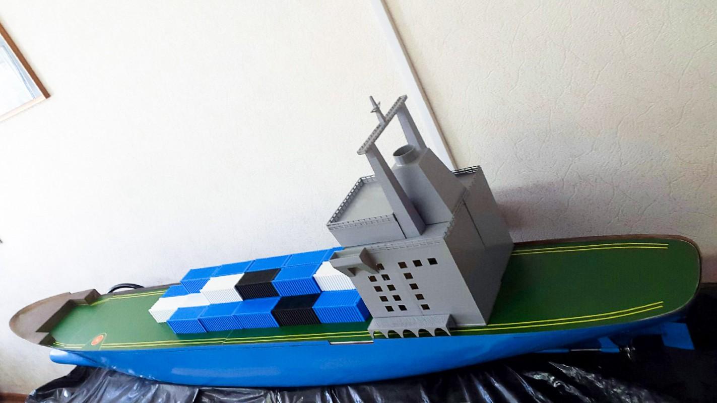 Молодёжь заинтересовалась разработкой безэкипажного судна