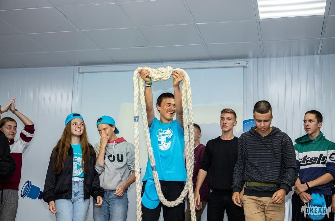 Победа юных «Мореходов»