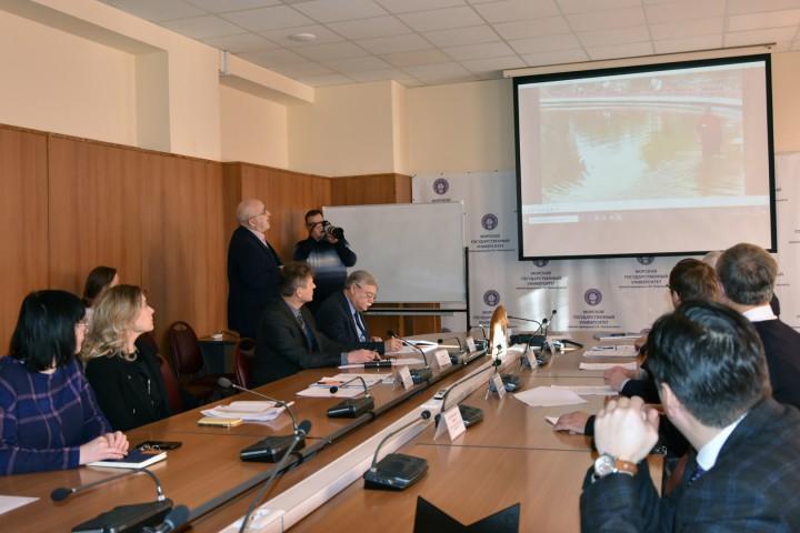 Депутаты Владивостока поддерживают инициативы МГУ им. адм. Г.И. Невельского