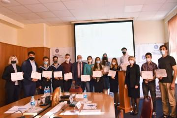 Высокий уровень инновационных проектов молодежи университета отмечен в полуфинале конкурса «УМНИК»