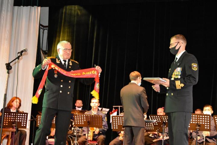 Во Владивостоке отметили 130-летие Морского государственного университета имени адмирала Г.И.Невельского