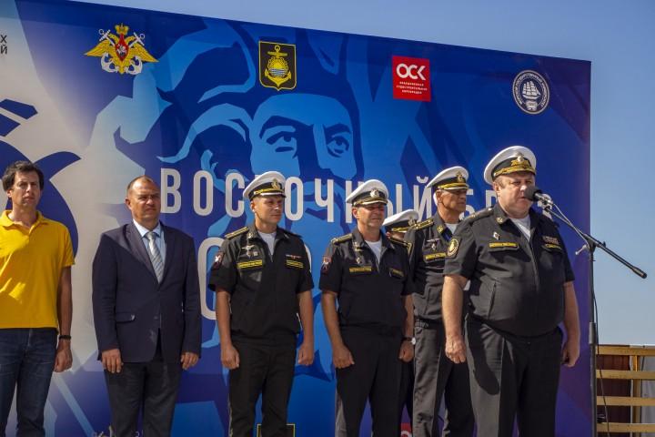 «Аквароботех – 2020. Восточный бриз» завершился на Амурском заливе