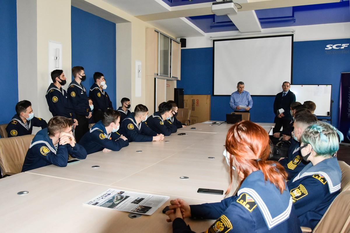 О подготовке специалистов для ПАО «Совкомфлот»