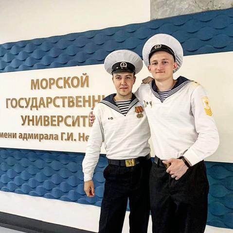 Курсанты МГУ им.адм. Г.И.Невельского победили в международном конкурсе