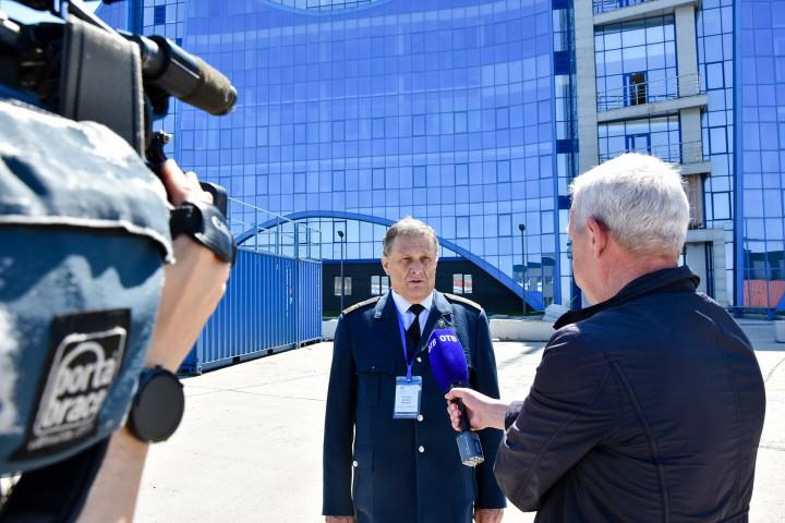 Сегодня во Владивостоке в МГУ им.адм. Г.И.Невельского стартовал открытый вузовский чемпионат по стандартам WorldSkills