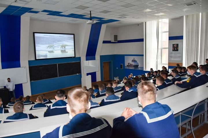 Встреча курсантов с представителями ПАО «Совкомфлот»