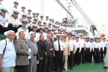Владивосток отправил «Профессора Хлюстина» в Арктику