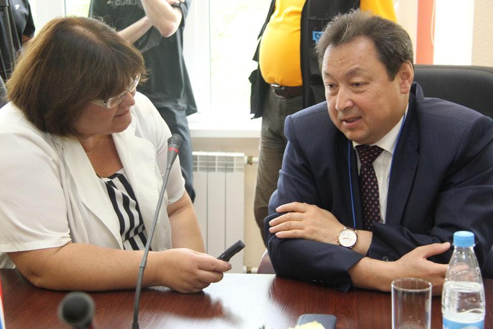 Исследования университета в Арктике заинтересовали коллег из АТР
