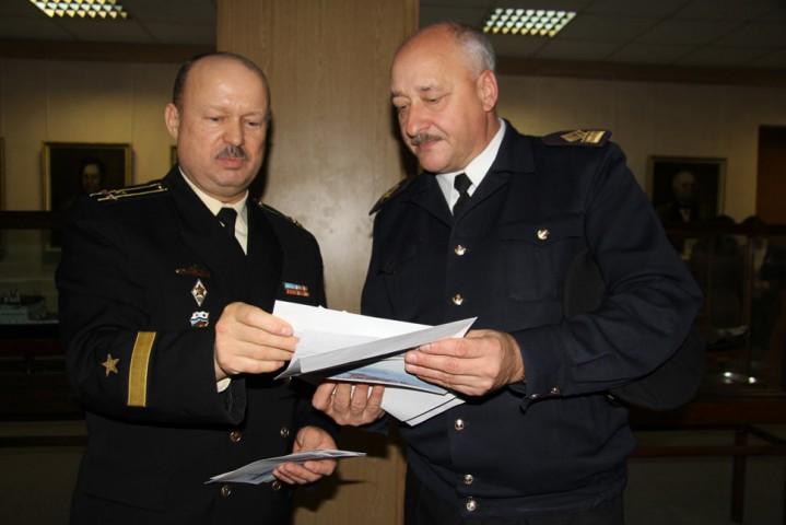Г.И. Невельской и современная почта