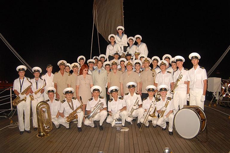 Главное событие Года моряка